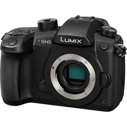 Panasonic Lumix DMC-GH5 Body